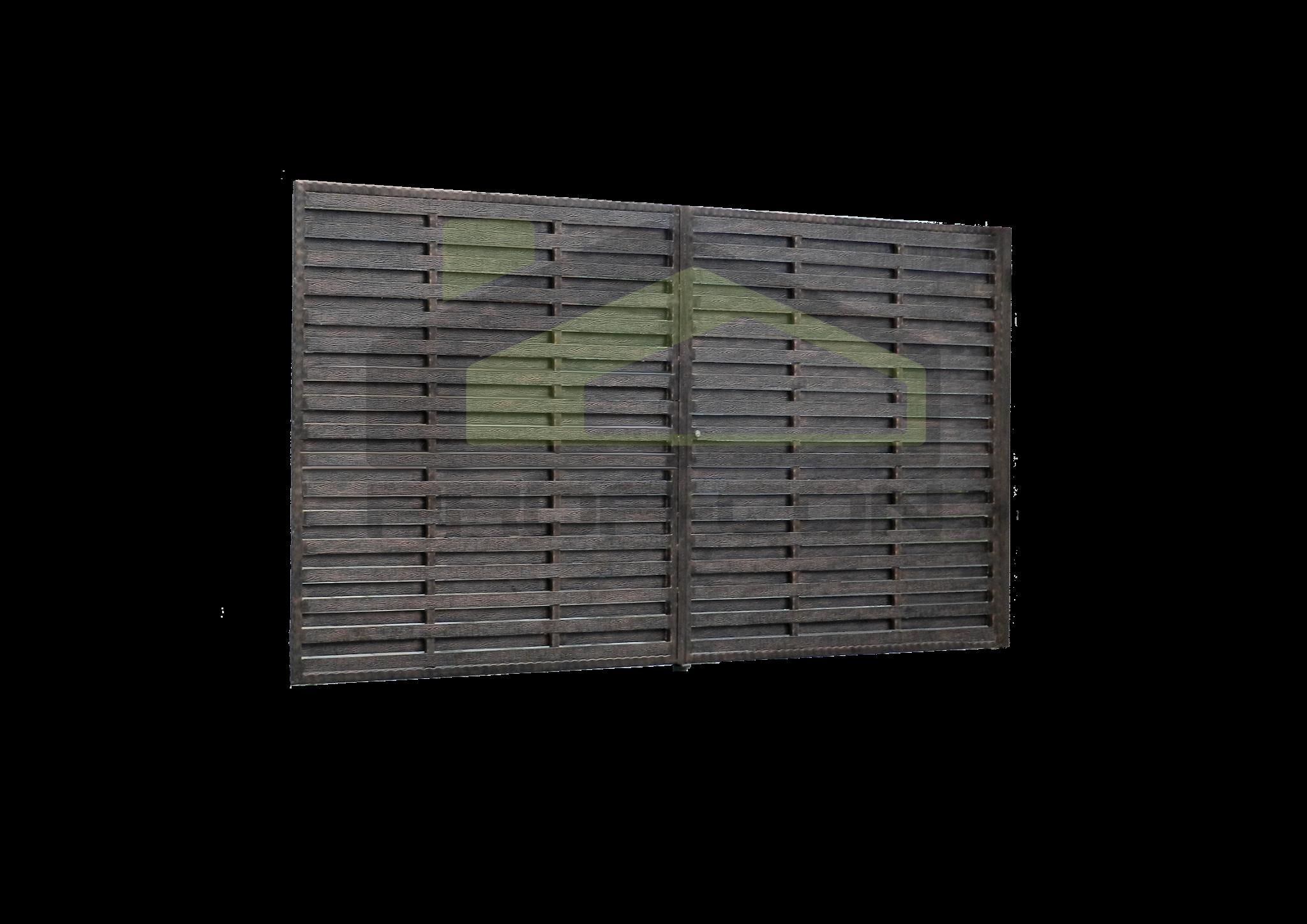 Moderne poorten en hekken PM 002