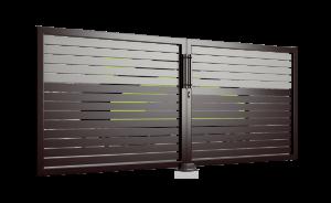 High-tech poorten en hekken