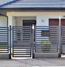 Moderne hekken
