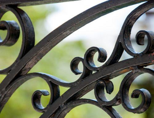 Voordelen van smeedijzer hekken