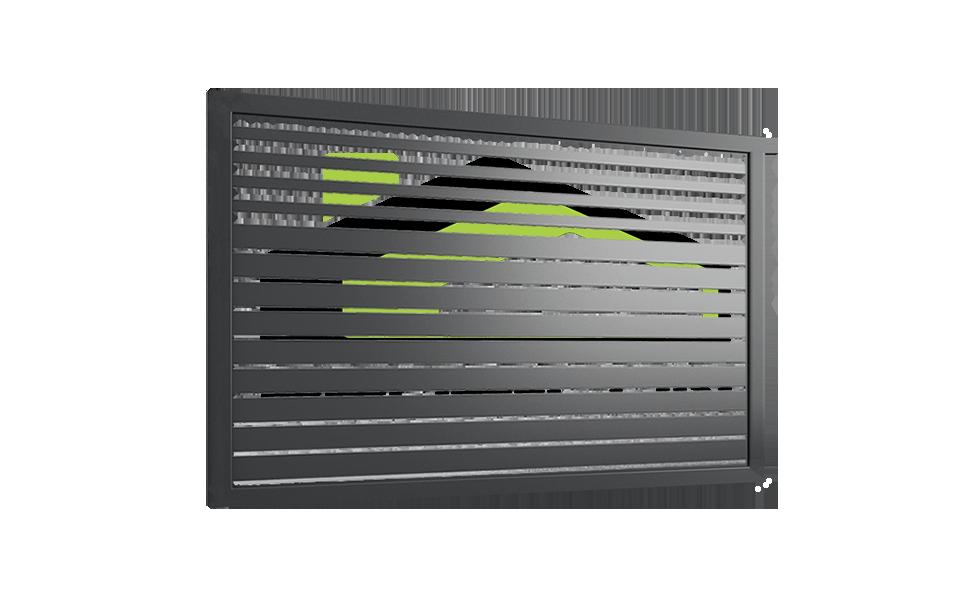 High-tech panel PM 015