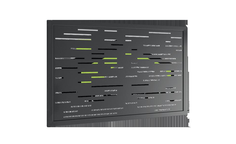 High-tech panel PM 019