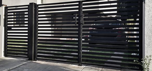 Portes modernes
